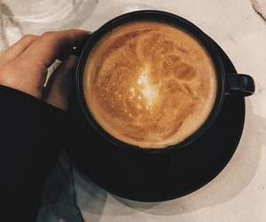 break, coffee lover, and coffee image