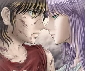 amor, atenas, and anime image