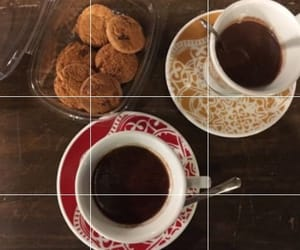 biscotti, drink, and friday image