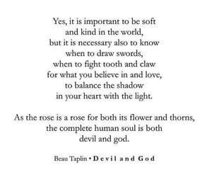 poem, poetry, and beau taplin image