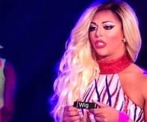 all stars, rupauls drag race, and reaction pic image