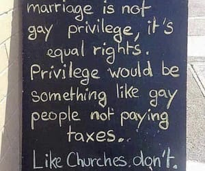 church, equal, and privilege image