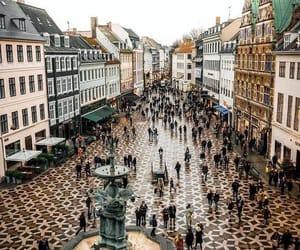 travel, city, and copenhagen image