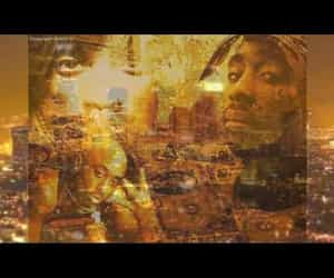 2pac, hip hop, and video image