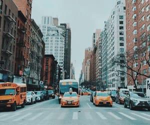 new york, ny, and sky image