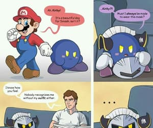 nintendo, videogames, and funny image