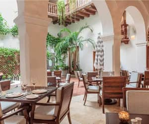 colombia, restaurant, and cartagenera image