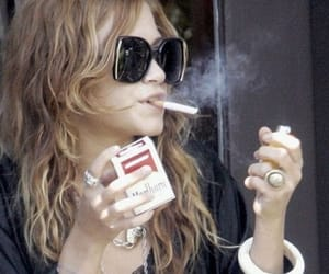 Beautiful Girls, marlboro, and smoking cigarette image