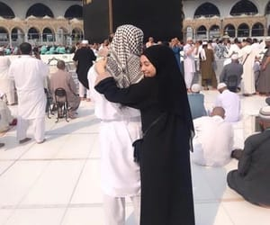 couple, islam, and mecca image