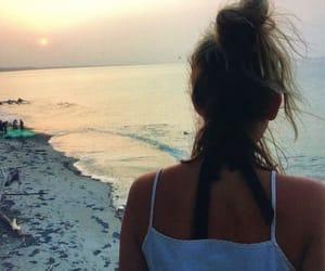 adventure, beach, and ocean image