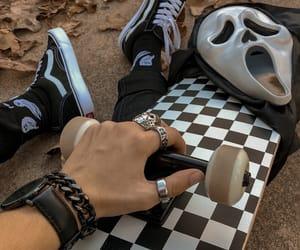 theme, vans, and Halloween image