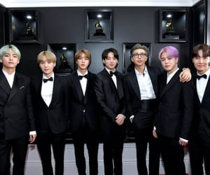 grammy, bts, and bangtan image