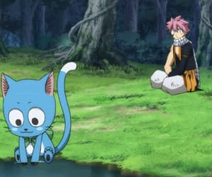anime, gif, and fairy tail image