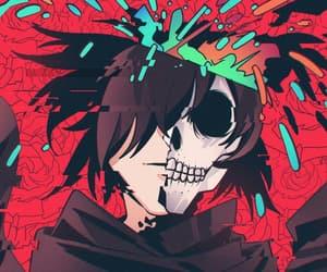 anime, dororo, and hyakkimaru image