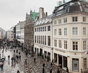 architecture, city, and copenhagen image
