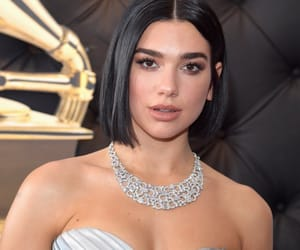 girl, dua lipa, and grammys image
