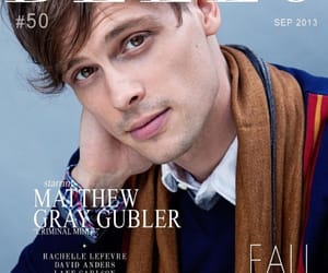 boys, criminal minds, and matthew gray gubler image