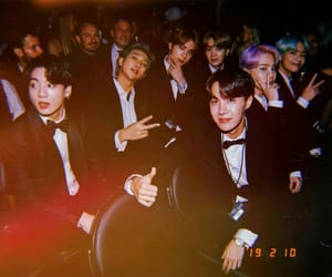 aesthetic, grammys, and kpop image