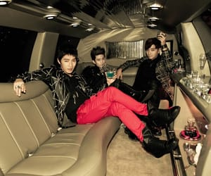 hands up, kpop, and chansung image