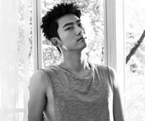 2PM, taecyeon, and handsome image