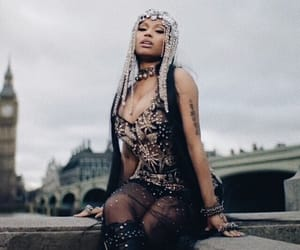 Queen, barbs, and nicki image