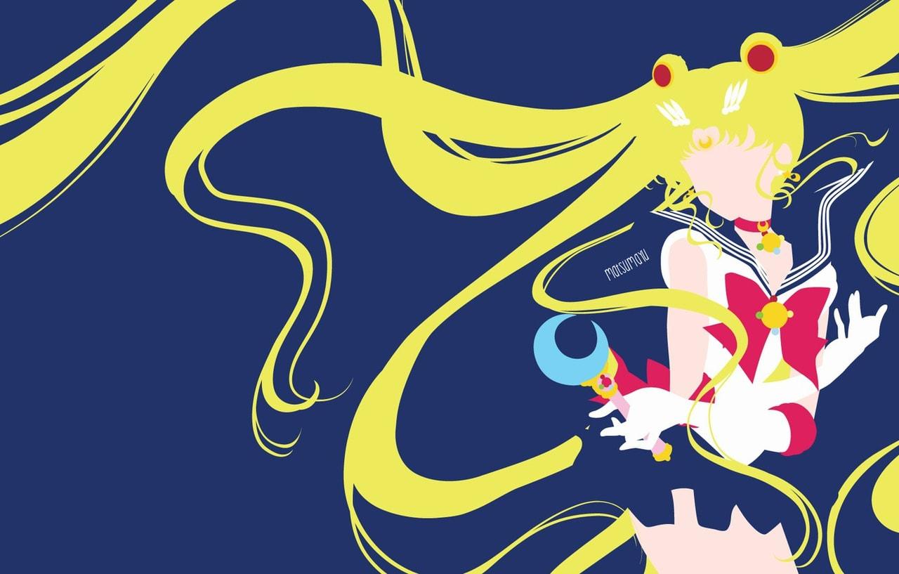 anime, horoscope, and sailor moon image