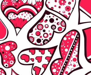 wallpaper, letters, and pink love image