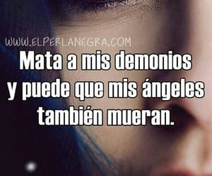 Angeles, frases, and texto image