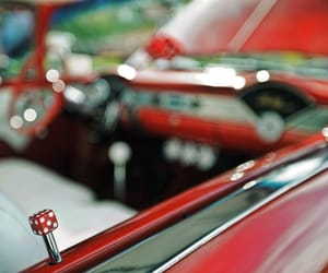 cars, dice, and red image