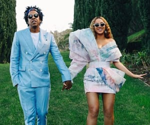 jay z, jayonce, and everything is love image