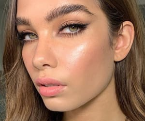 beauty, highlight, and cat eye image