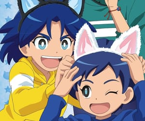 anime, pastel memories, and hypnosis mic image