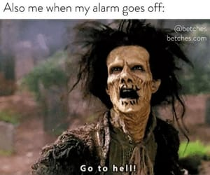 annoying, sleeping, and go to hell image