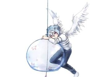 anime, my art, and inazuma eleven image