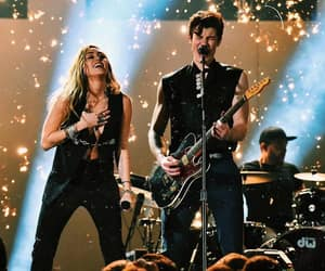 miley cyrus and shawn mendes image