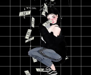 aesthetic, icons, and money image