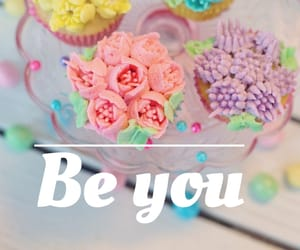 cupcake, motivational, and quotes image