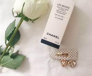 fashion, flower, and chanel image