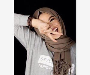 hijab, islam, and hijabstyle image