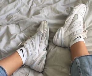 fashion inspiration, shoes, and sneakers image