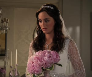 blair waldorf, leighton meester, and gossip girl image
