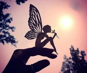 fairy and sun image