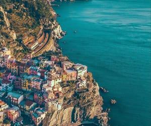 city, coast, and costa image