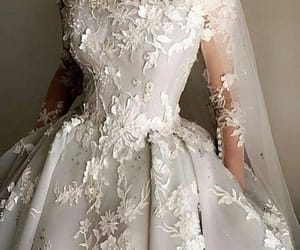 bridal, true love, and just married image