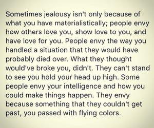 amazing, jealous, and sayings image