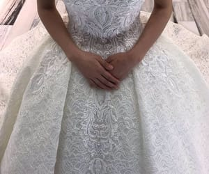 details, dress, and gown image