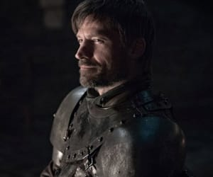 handsome, game of thrones, and nikolaj coster waldau image