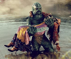 aesthetic, gucci, and Creature from the Black Lagoon image