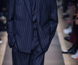 menswear, dunhill, and pfw image