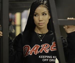 dark and jhene aiko image